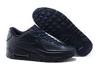 Кроссовки мужские Nike Air Max 90 VT Tweed (найк аир макс 90, оригинал) темно-синие