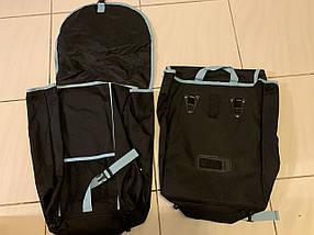 Велосипедная односторонняя сумка crivit на багажник