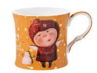 Чашка Гапчинская Чудесный ангел 270 мл 924-677
