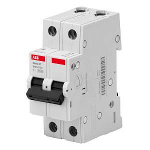 Автоматический выключатель ABB BMS412C40 2P 40A 4.5kA