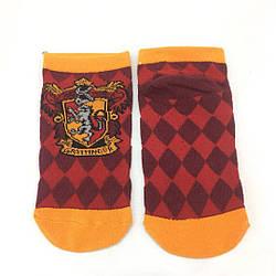 Носки Houses of Hogwarts Гарри Поттер Гриффиндор socks HP 6.86