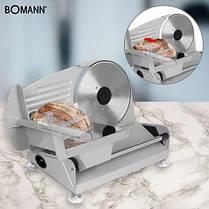Металлический пищевой слайсер BOMANN MA 451 CB, фото 2