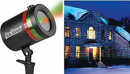 Новорічний лазерний проектор Star Shower
