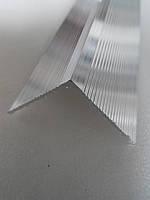 Уголок рельефный  40*40*1.95 мм,  рельэфный, фото 1