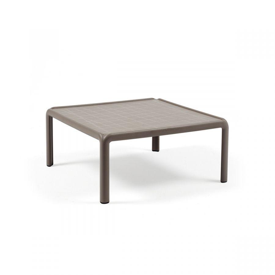 Журнальний столик  Komodo 70х70х32,5см tortora