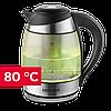 Электрический стеклянный чайник Concept RK4061, фото 3