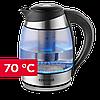 Электрический стеклянный чайник Concept RK4061, фото 5