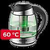 Электрический стеклянный чайник Concept RK4061, фото 6