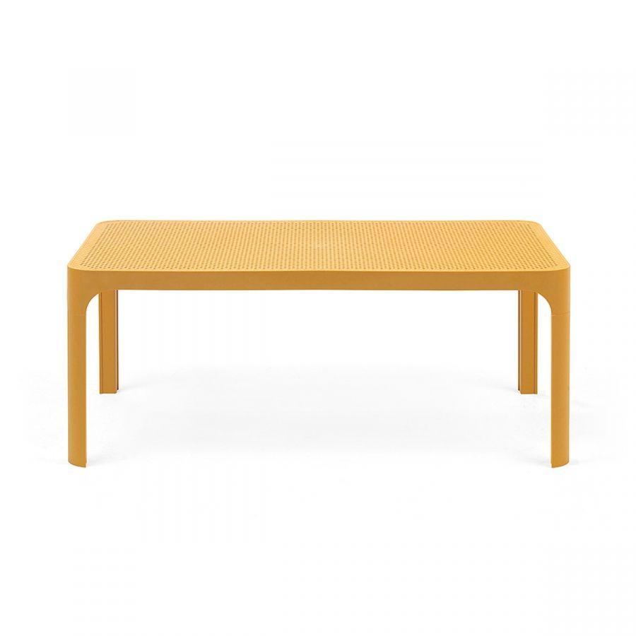 Стіл Net100см Table NARDI 100X60X40см senape