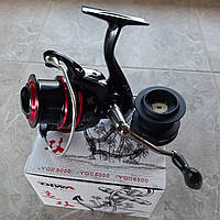 Фідерна котушка Diwa YG II 5000 ( Shark XT 5000), фото 1