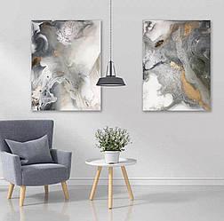 Картины с жидким акрилом