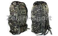 Рюкзак туристический (тактический) V40л (PL,NY,рр 58х36х16см, пиксель UCP)