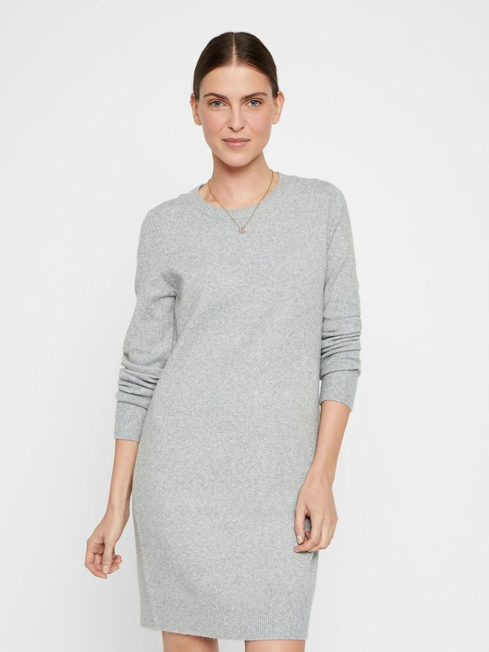 Платье Vero Moda 10206522 L Серый