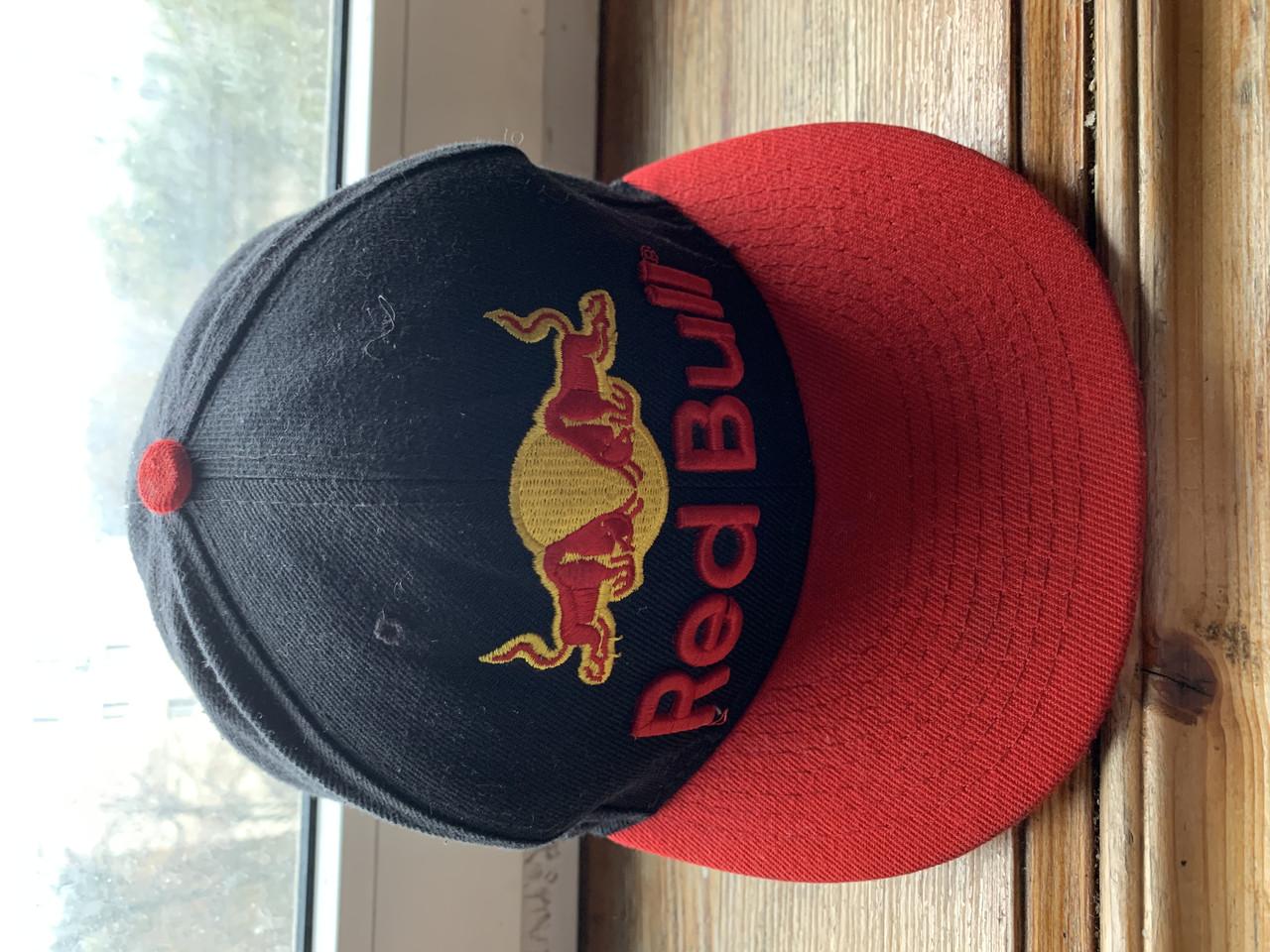 Снепбек new era Red bull кепка регулируемая