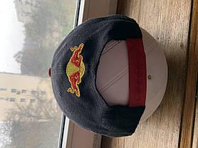 Снепбек new era Red bull кепка регулируемая, фото 3