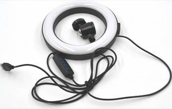 Кольцевая Led лампа Ring Fill Light (20см)