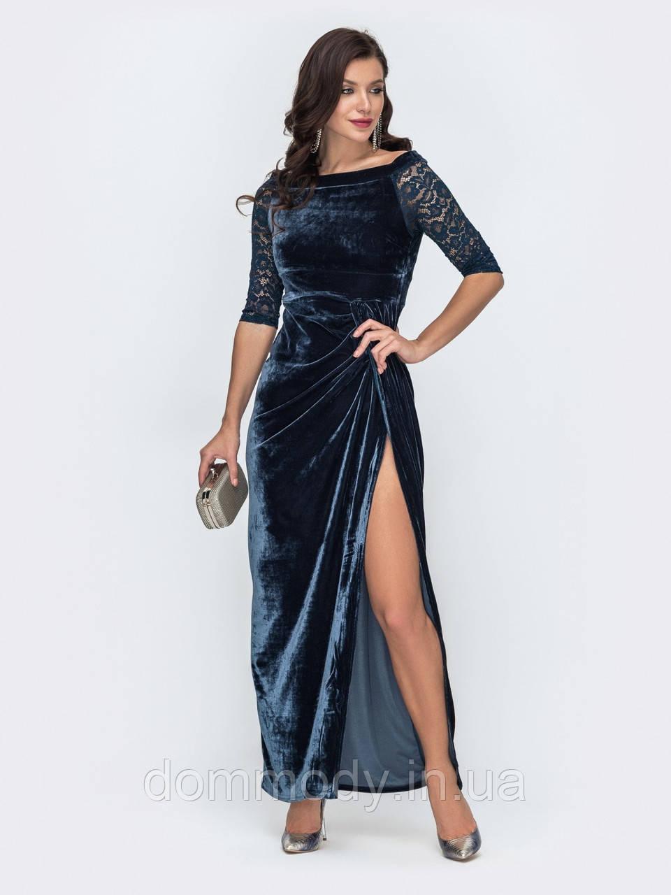 Платье женское Helen blue