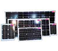 Солнечная панель 12В, 100Вт, 1200х540мм
