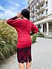 Костюм юбка+кофта БАТАЛ 04с41146, фото 6