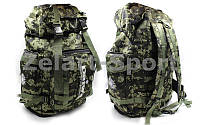 Рюкзак туристический V45л мягкий DAIWA (PL, NY, рр 61х37,5х16см, пиксель UCP)