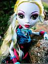 Лялька Monster High Лагуна Блю (Lagoona Blue) Нічне життя Монстер Хай Школа монстрів, фото 3