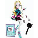 Лялька Monster High Лагуна Блю (Lagoona Blue) Нічне життя Монстер Хай Школа монстрів, фото 8