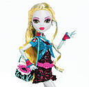 Лялька Monster High Лагуна Блю (Lagoona Blue) Нічне життя Монстер Хай Школа монстрів, фото 9