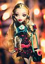 Лялька Monster High Лагуна Блю (Lagoona Blue) Нічне життя Монстер Хай Школа монстрів, фото 6