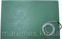 Нагревательная поверхность (тёплый коврик) для поросят с защитой кабеля 260/240вт