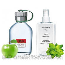 №109 Чоловічі парфуми на розлив Hugo Boss Hugo Man Extreme 110мл