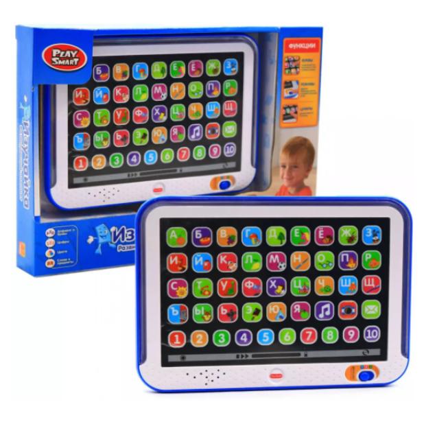 Дитячий планшет розвиваючий (RU) 7508