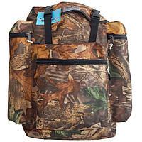 Рюкзак для рыбалки и охоты SkyFish 40 л средний водонепроницаемый Дубок