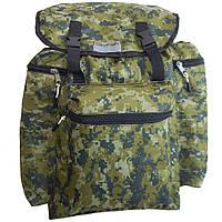 Рюкзак для рыбалки и охоты SkyFish 40 л средний водонепроницаемый Пиксель