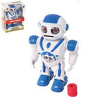 Робот Bambi 6022 (white-blue), фото 1