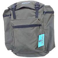 Рюкзак для рыбалки и охоты SkyFish 40 л средний водонепроницаемый Олива