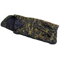 Спальный мешок зимний одеяло SkyFish 220х160 см спальник туристический Британец