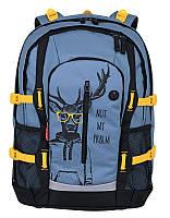 Рюкзак подростковый 33x20x47 см. Германия BST 690049