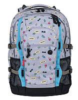 Рюкзак для девочки подростковый 33x20x47 см.. Германия BST 690050