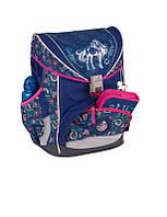 Рюкзак школьный с наполнением для девочки 33x23x40 см. Германия BST 690057