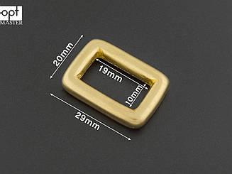 Рамка  латунная матовая арт. 50-А217