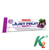JUST FRUIT SPORT 70g слива