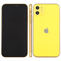 Муляж пустышка макет iPhone 11 Yellow