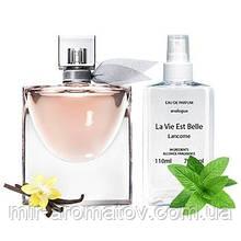 №131 Жіночі парфуми на розлив Lancome La Vie Est Belle 110мл