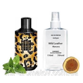 №140 Жіночі парфуми на розлив Mancera Wild Leather 110мл