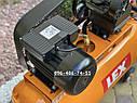 Компрессор воздушный Lex LXC100-2 масляный 100л 660л/мин ременной, фото 9