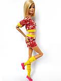 Одяг для ляльок Барбі - футболка, спідниця і гетри*, фото 7