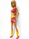 Одяг для ляльок Барбі - футболка, спідниця і гетри*, фото 9