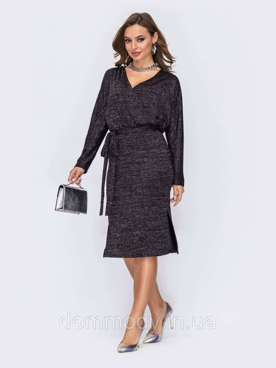 Платье женское Hannah graphite