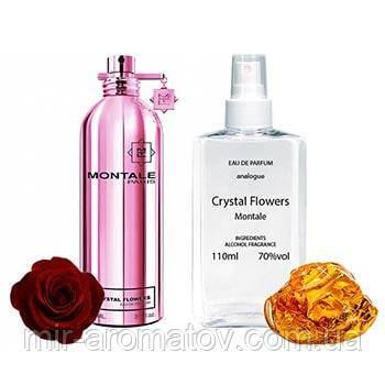 №150 Жіночі парфуми на розлив Montale Crystal Flowers 110мл