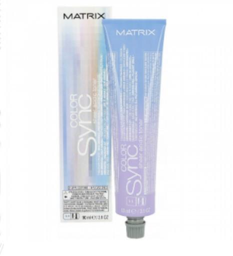 Matrix color sync - Тонер на кислотной основе - Sheer -  Фиолетовый, 90 мл